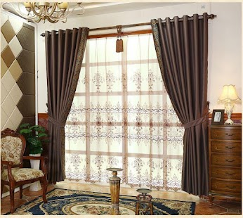 New Curtain Design Styles Screenshot Thumbnail
