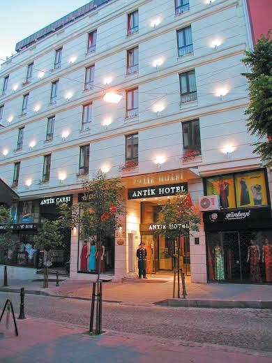 Antik Hotel Istanbul Old City