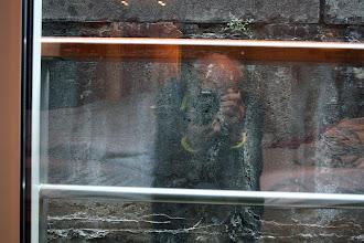 Photo: Schleusenwand Blick aus der Kabine
