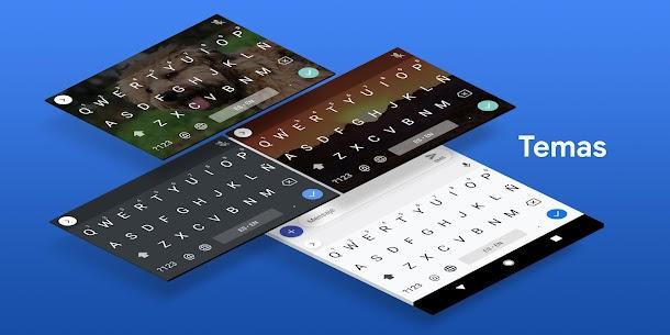 Gboard – el teclado de Google 4