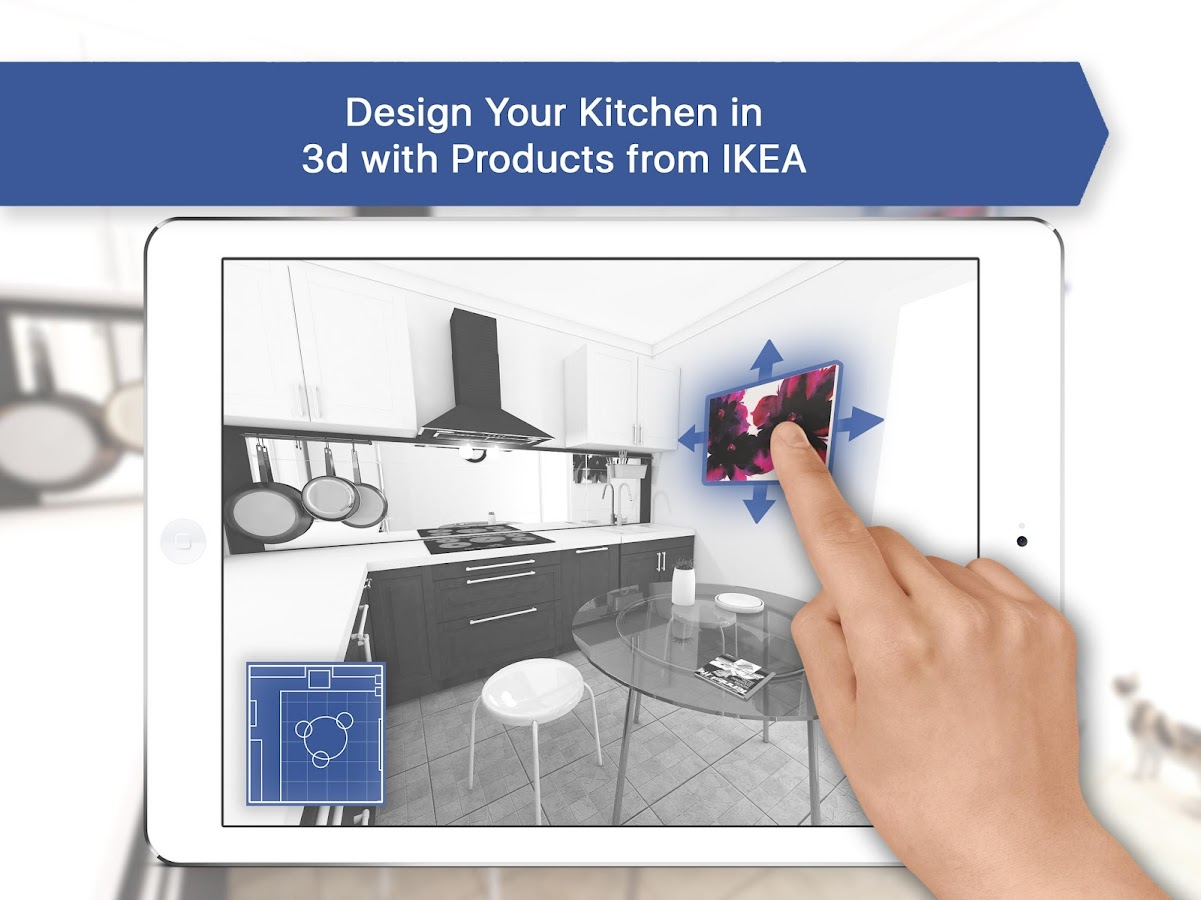 3d kitchen design for ikea room interior planner screenshot - Ikea Kuchenplaner 3d