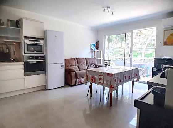 Vente appartement 2 pièces 37,75 m2