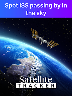 Satellite Tracker 🛰 Find Satellites in the Sky- screenshot thumbnail