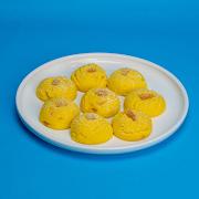 Lemon Ginger Shortbread Cookies (8pcs)