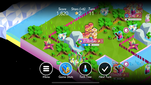 Battle of Polytopia - A Civilization Strategy Game apkdebit screenshots 6