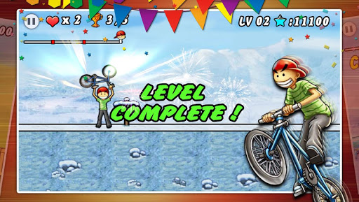 BMX Boy screenshot 4