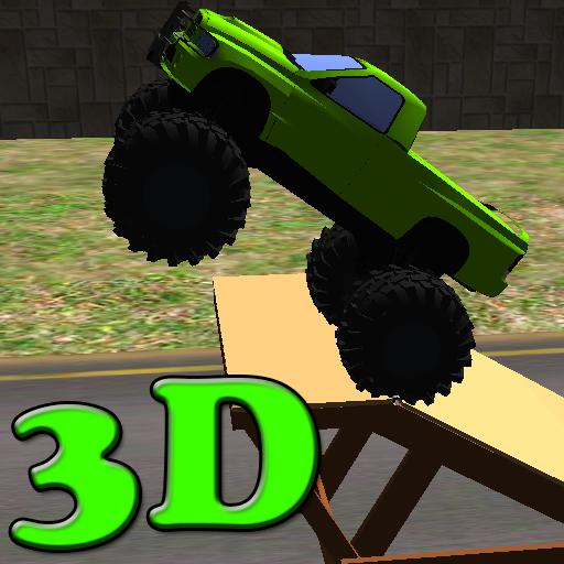 Monster Truck Arena 賽車遊戲 App LOGO-APP開箱王