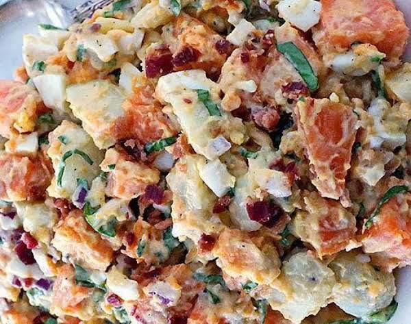 Confetti Potato Salad Recipe