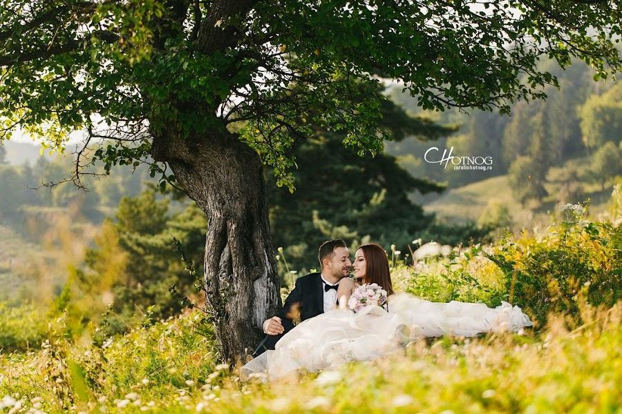 Wedding photographer Catalin Hotnog media (CatalinHotnog). Photo of 19.01.2019
