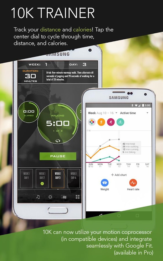 couch to 10k running trainer android apps on google play. Black Bedroom Furniture Sets. Home Design Ideas