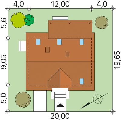 Arnika 2 CE - Sytuacja