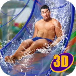 Water Slide Park Tycoon 3D for PC and MAC
