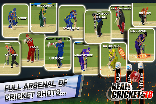 Real Cricketu2122 18 1.4 screenshots 12