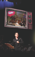 Photo: Peter and the Wolf with the LA Phil at W. Disney Concert Hall. ©2008 Giants Are Small