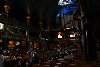 Photo: Cattedrale Marie Reine Du Monde (Montreal)