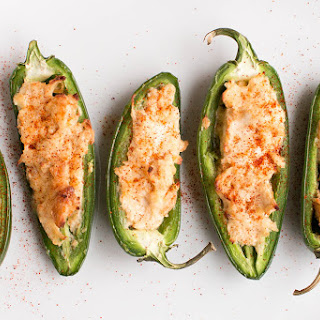 Chicken and Smoked Gouda Jalapeno Poppers Recipe