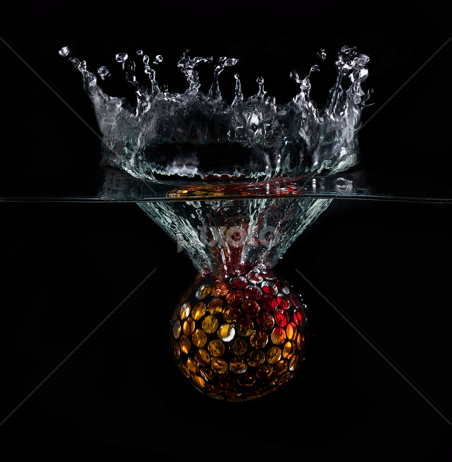 The Glass Ball by Rudi Kleynhans - Artistic Objects Glass (  )