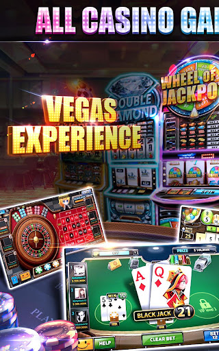 Full House Casino: Lucky Jackpot Slots Poker App  screenshots 8
