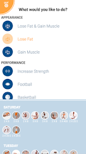 BodBot Personal Trainer- screenshot thumbnail