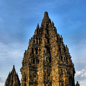 Prambanan by Andi Firdaus - Buildings & Architecture Statues & Monuments