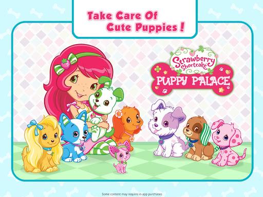 Strawberry Shortcake Puppy Palace android2mod screenshots 11
