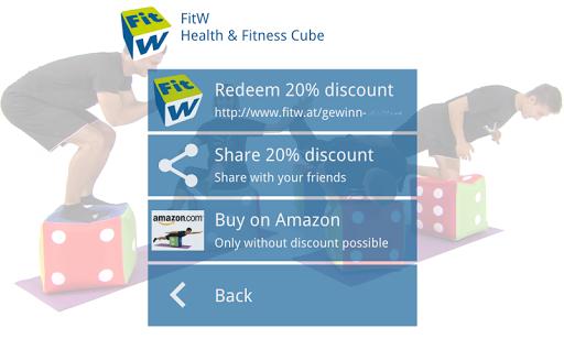 FitW 1.0.4 screenshots 8