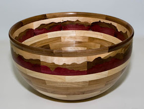 Photo: Stan Sherman - Segmented Bowl