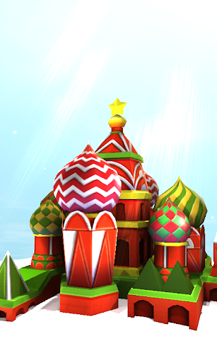 St. Basil's Cathedral 3D LWP
