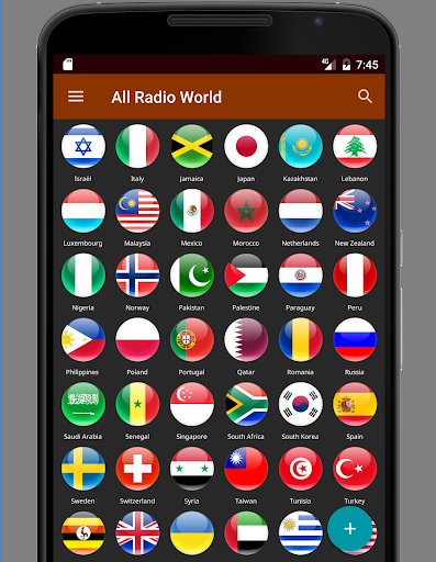 World Radio FM - All stations 1.2 screenshots 1