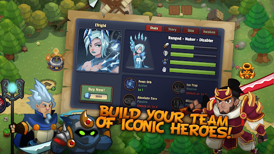 Realm Defense: Hero Legends TD MOD (Unlimited Stock) 2