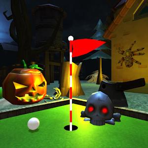 Tải Mini Golf Halloween APK