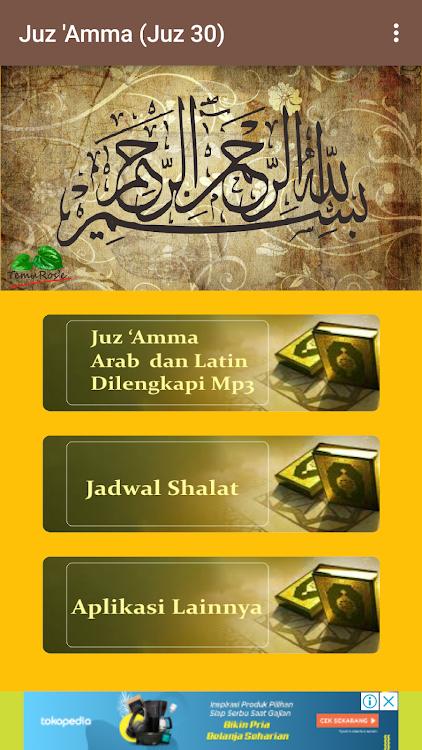 Juz Amma Plus Mp3 353 Android Apps Appaggcom