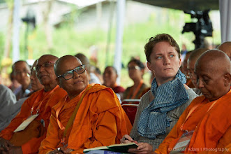 Photo: Such a diversity among the participants of the 14th   Sakyadhita International Conference on Buddhist Women! Photos courtesy of Olivier Adam.
