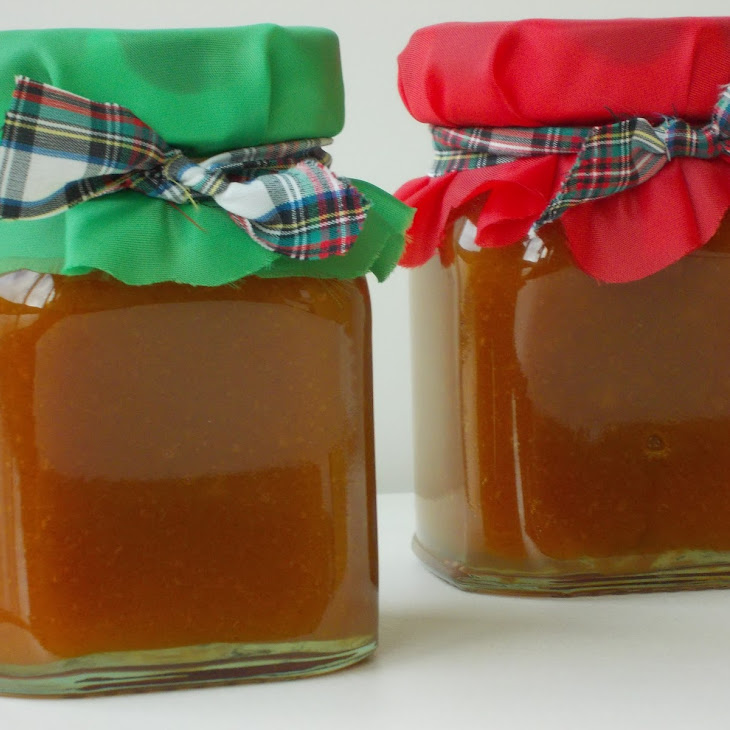 Pumpkin and Cinnamon Jam