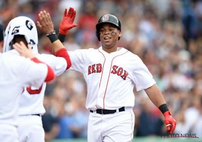 Les Red Sox restent en vie