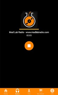 Mad Lab Radio Belize - náhled