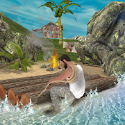 Lost Island Raft Survival Game