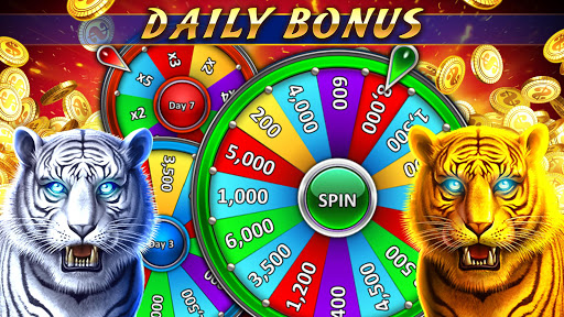 Golden Tiger Slots - Online Casino Game 1.3.0 screenshots 2