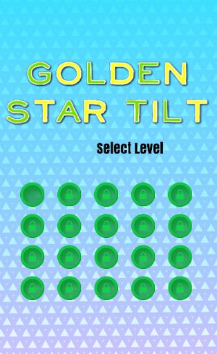 Golden Star Tilt