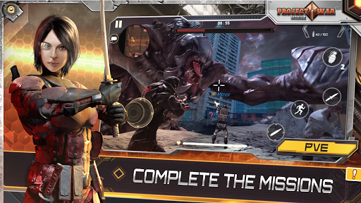 Project War Mobile screenshot 3