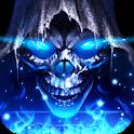 Grim Reaper Live Wallpaper & Themes icon