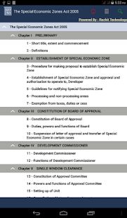 India - The Special Economic Zones Act 2005 - náhled