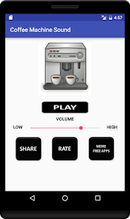 Coffee Machine Sound - náhled