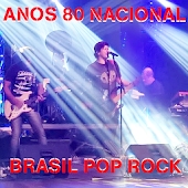 Melhor do Pop Rock Nacional Anos 80 90 Mp3 Player