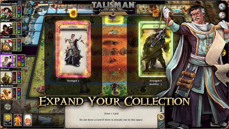 Talisman Screenshot 4