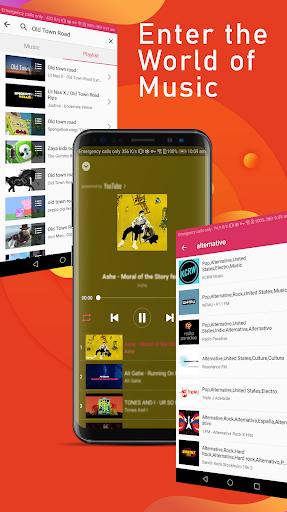 Luna Music screenshot 4