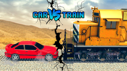 Train Vs Car Crash: Racing Games 2019 android2mod screenshots 9