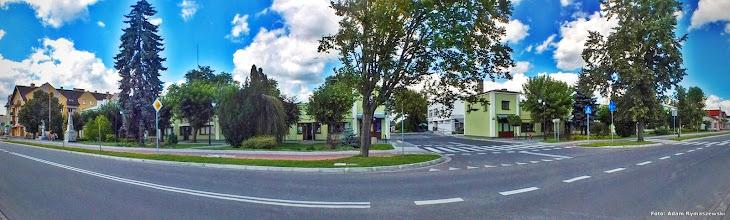 Photo: Terespol - centrum, ul.Wojska Polskiego