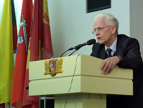 Photo: Viktoras Justickis, sociologas, teisininkas, habilituotas socialinių mokslų daktaras, kriminologas, teisės psichologas.