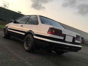 スプリンタートレノ AE86 S60 GT  2ドアのカスタム事例画像 makotさんの2019年09月15日05:53の投稿